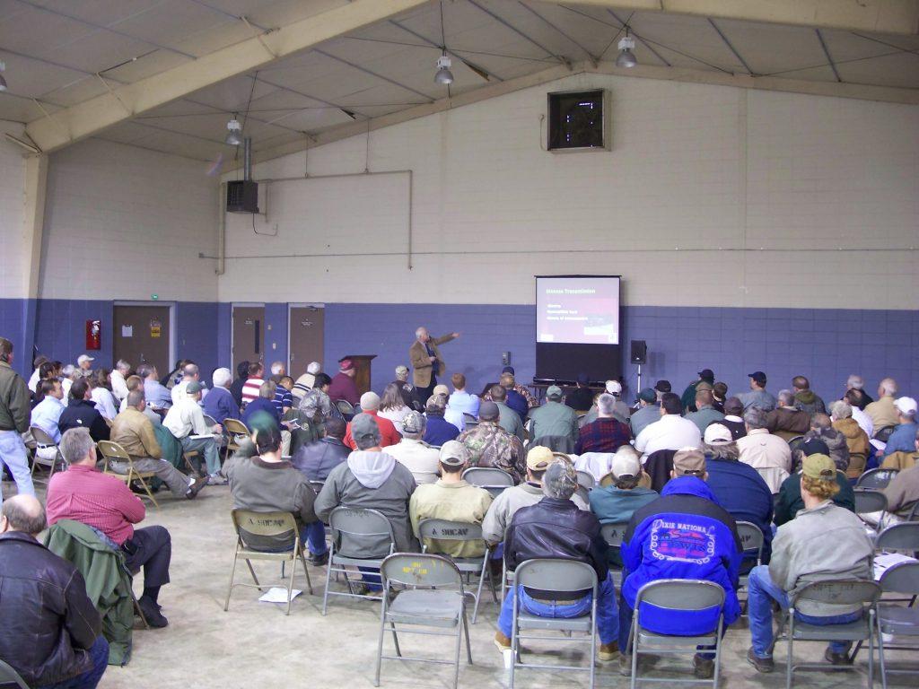 NWPTF Seminar